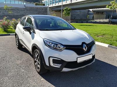 Прокат Renault Captur 2.0 в Сочи Адлере