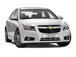 Прокат Chevrolet Cruze 1.6 в Сочи Адлере