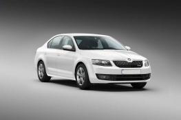 Прокат Škoda Octavia в Сочи Адлере