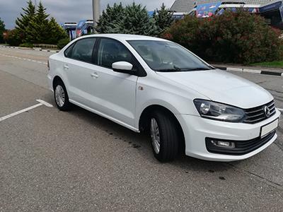 Прокат Volkswagen Polo 1.6 в Сочи Адлере