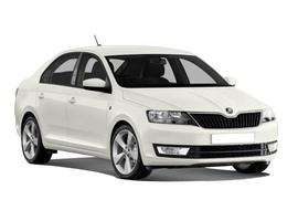 Прокат Škoda Rapid 1.6 в Сочи Адлере